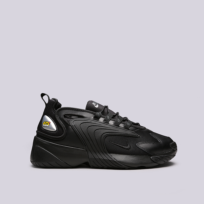 70741e101 мужские черные кроссовки nike zoom 2k AO0269-002 - цена, описание, фото 1