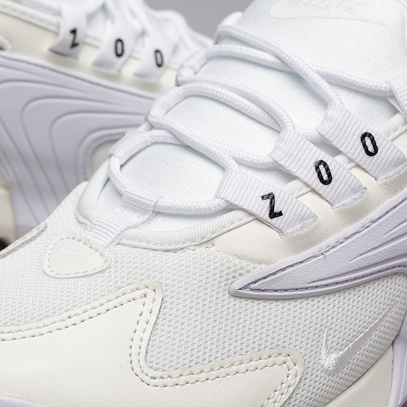 c9702e54 женские бежевые, сиреневые, белые кроссовки nike wmns zoom 2k AO0354-101 -  цена