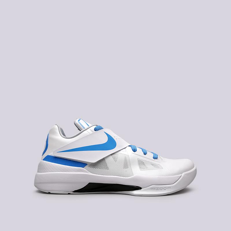 1c2e2077 мужские белые кроссовки nike zoom kdiv ct16 qs AQ5103-100 - цена, описание,