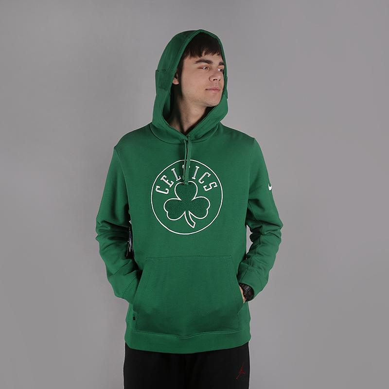 Толстовка Nike Boston Celtics NBA Hoodie от Streetball