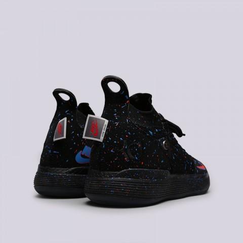 мужские чёрные  кроссовки nike zoom kd11 AO2604-007 - цена, описание, фото 4