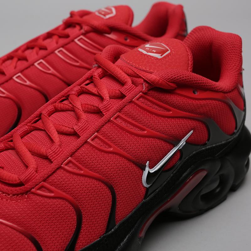 24f3ddad мужские красные кроссовки nike air max plus 852630-603 - цена, описание,  фото