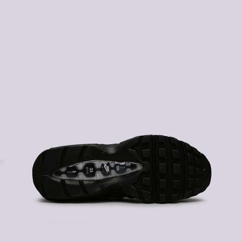 мужские серые  кроссовки nike air max 95 og AT2865-003 - цена, описание, фото 2