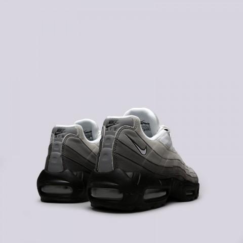 мужские серые  кроссовки nike air max 95 og AT2865-003 - цена, описание, фото 4