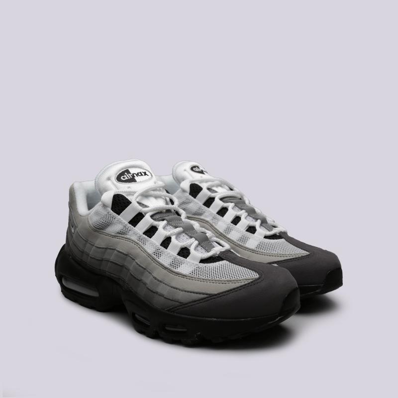 мужские серые  кроссовки nike air max 95 og AT2865-003 - цена, описание, фото 3