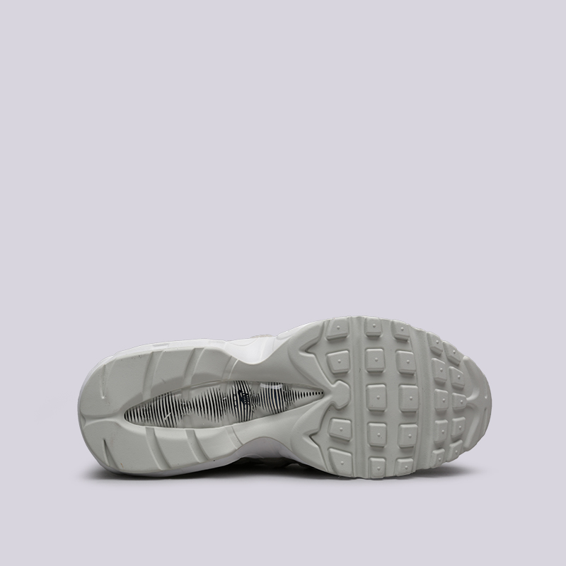 женские чёрные  кроссовки nike wmns air max 95 prm 807443-017 - цена, описание, фото 4