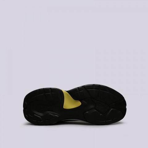 мужские чёрные, белые  кроссовки puma thunder spectra 36751607 - цена, описание, фото 2