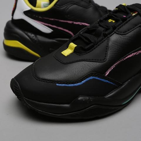 чёрные  кроссовки puma thunder bradley theodore 36939401 - цена, описание, фото 5
