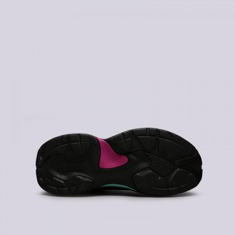 чёрные  кроссовки puma thunder bradley theodore 36939401 - цена, описание, фото 2