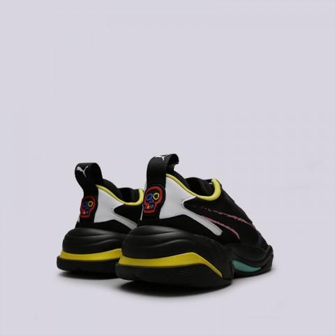 чёрные  кроссовки puma thunder bradley theodore 36939401 - цена, описание, фото 4