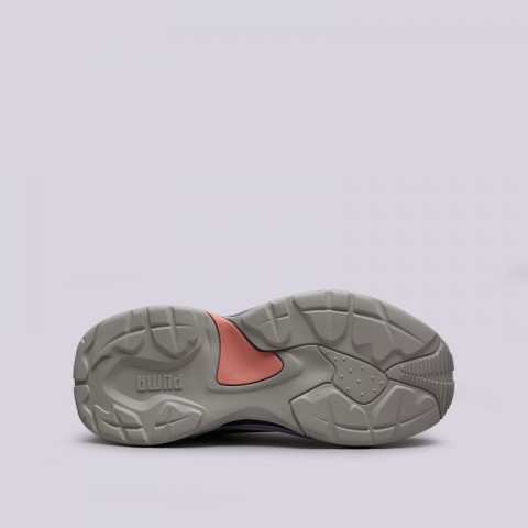 фиолетовые, серые  кроссовки puma thunder spectra 36751610 - цена, описание, фото 2