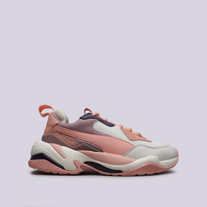 розовые  кроссовки puma thunder spectra 36751609 - цена, описание, фото 1