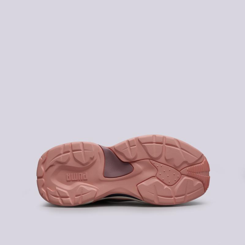 розовые  кроссовки puma thunder spectra 36751609 - цена, описание, фото 2
