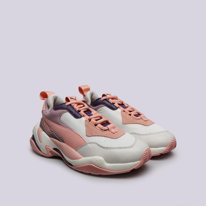 розовые  кроссовки puma thunder spectra 36751609 - цена, описание, фото 3