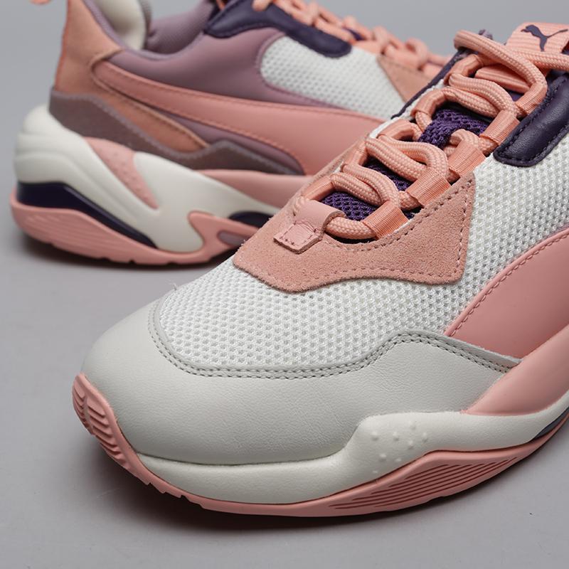 розовые  кроссовки puma thunder spectra 36751609 - цена, описание, фото 5