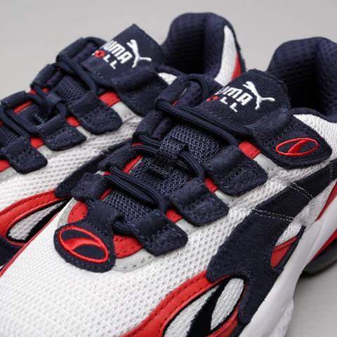 мужские белые, синие, красные  кроссовки puma cell venom 36935403 - цена, описание, фото 5