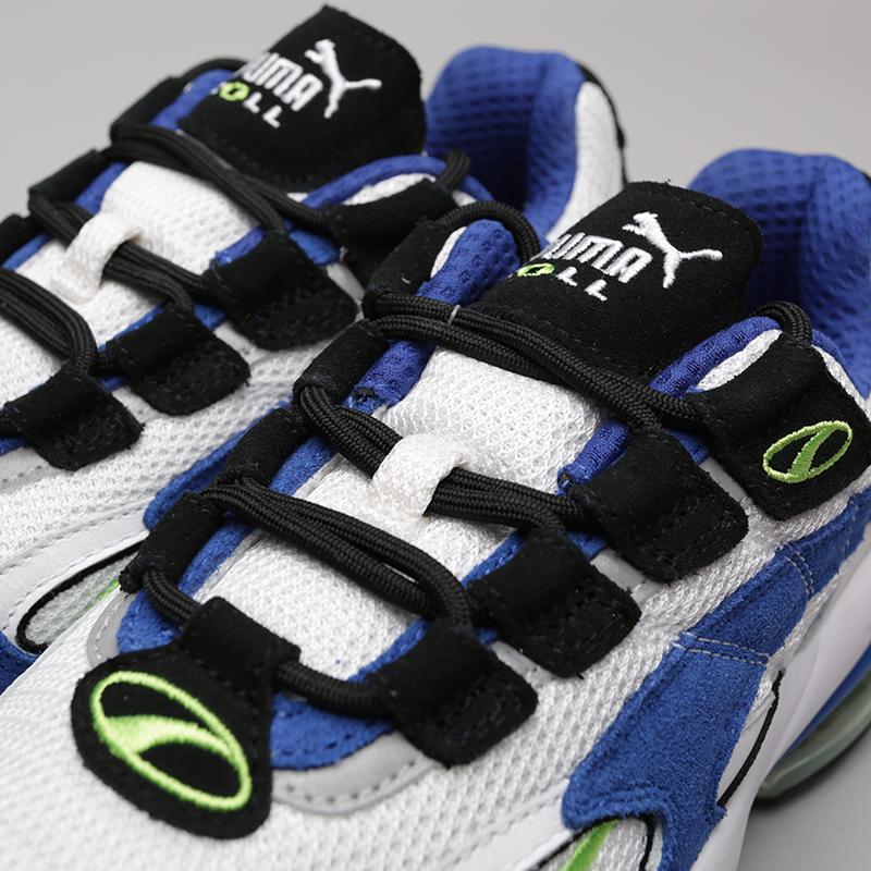 белые, синие  кроссовки puma cell venom 36935401 - цена, описание, фото 5
