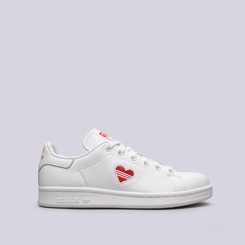 43caf99dcd32 женские белые кроссовки adidas stan smith w G27893 - цена, описание, фото 1