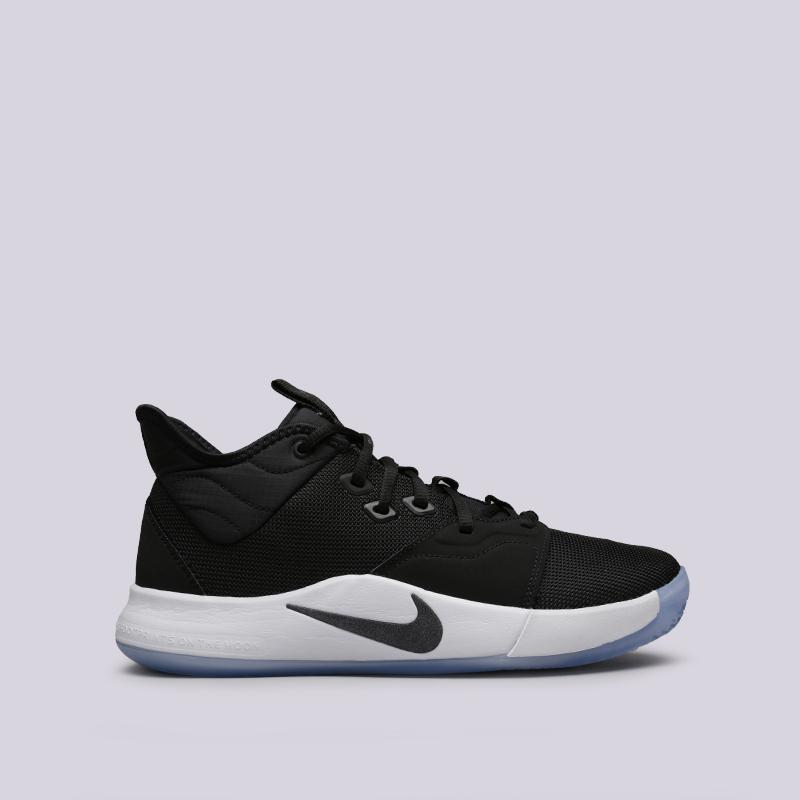 Мужские кроссовки PG 3 от Nike (AO2607-001) оригинал - купить по ... 61f59fe0d369b