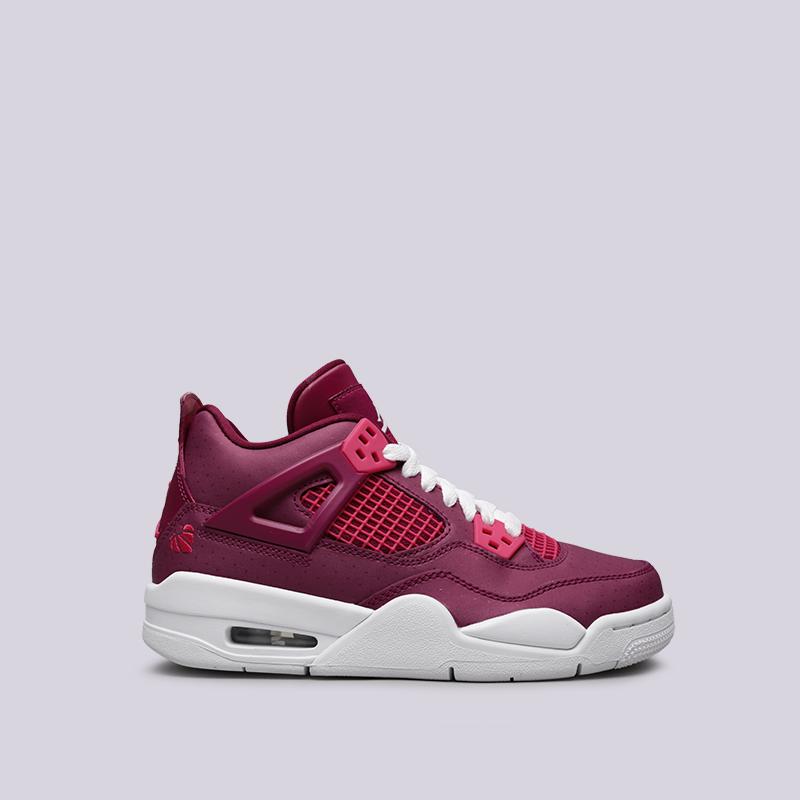 Кроссовки Jordan, Малиновый