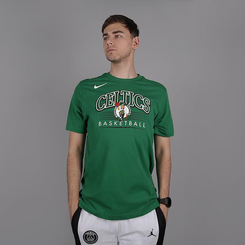Футболка Nike, Зеленый