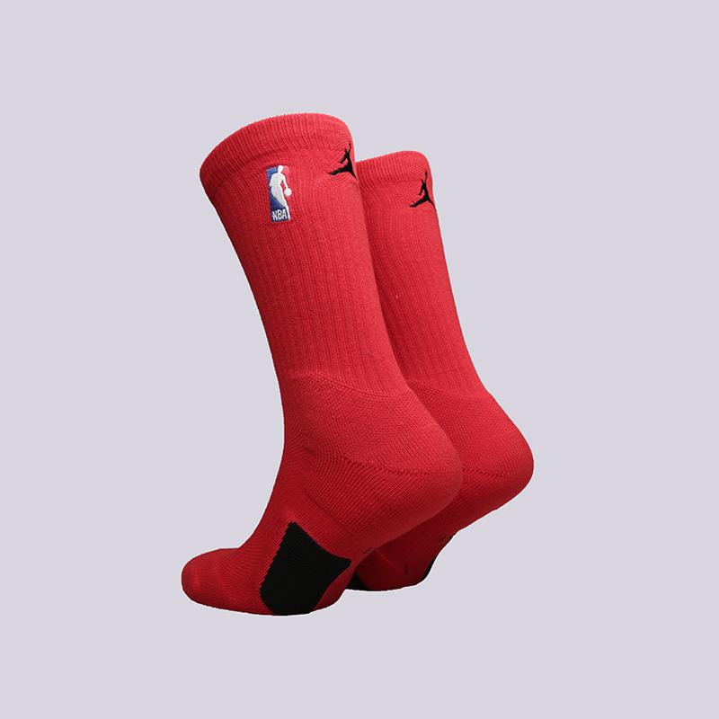 Носки Jordan, Красный