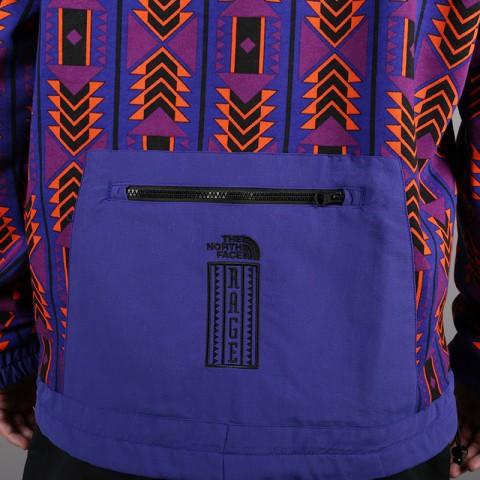 мужскую мультиколор  толстовка the north face 92 rage fleece crewneck T93MIF9QZ - цена, описание, фото 5