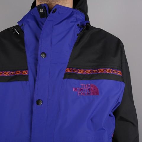 мужскую синюю, чёрную  куртку the north face 92 retro rage rain jacke T93MIB9QX - цена, описание, фото 5