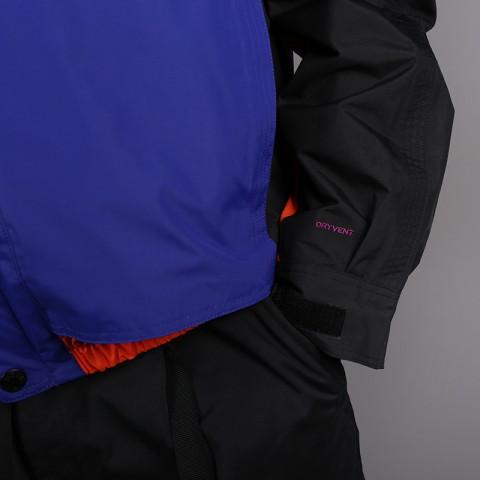 мужскую синюю, чёрную  куртку the north face 92 retro rage rain jacke T93MIB9QX - цена, описание, фото 6