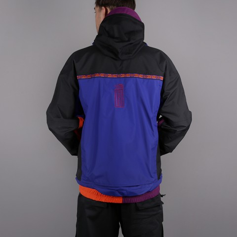 мужскую синюю, чёрную  куртку the north face 92 retro rage rain jacke T93MIB9QX - цена, описание, фото 3