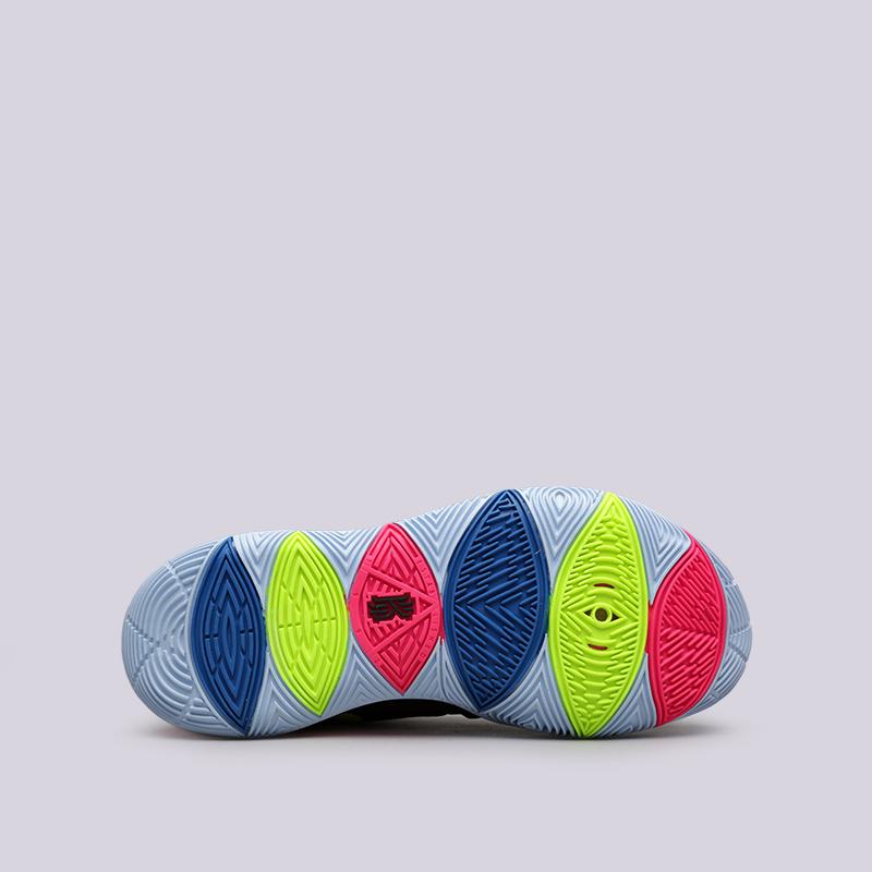 мужские чёрные  кроссовки nike kyrie 5 AO2918-003 - цена, описание, фото 2