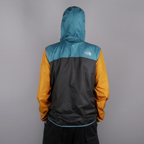 мужскую серую  куртку the north face fanorak T93FZLB52 - цена, описание, фото 2