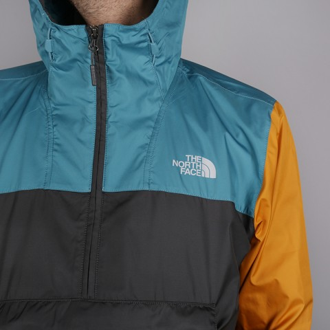 мужскую серую  куртку the north face fanorak T93FZLB52 - цена, описание, фото 3