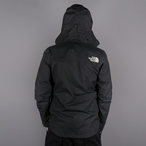 мужскую серую  куртку the north face fantasy ridge T93BP80C5 - цена, описание, фото 3