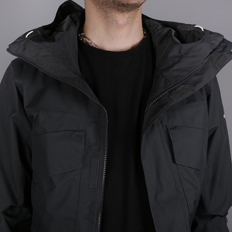 мужскую серую  куртку the north face fantasy ridge T93BP80C5 - цена, описание, фото 2