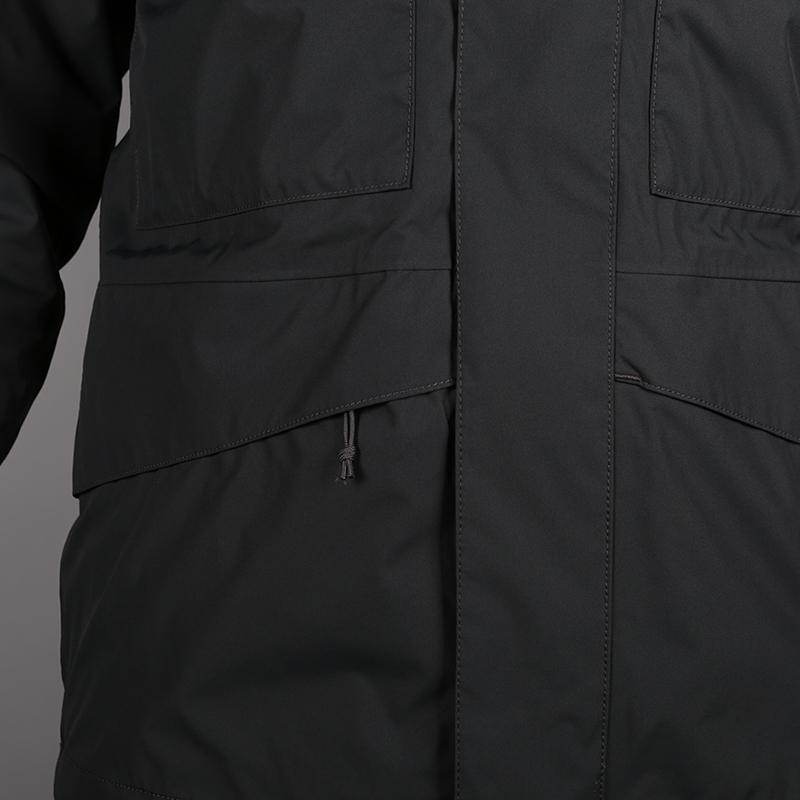 мужскую серую  куртку the north face fantasy ridge T93BP80C5 - цена, описание, фото 4