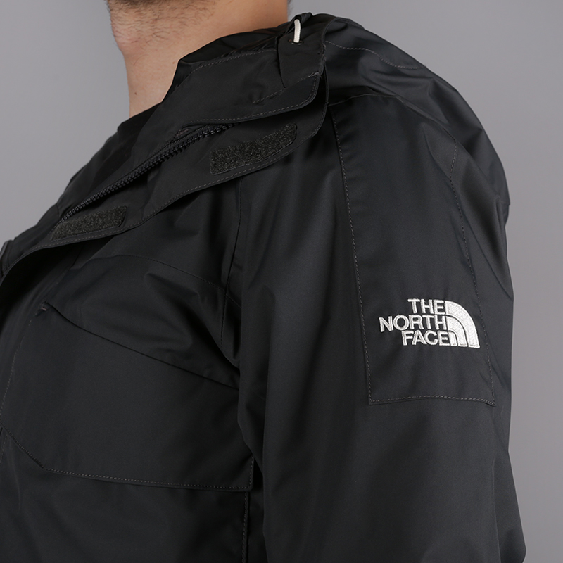 мужскую серую  куртку the north face fantasy ridge T93BP80C5 - цена, описание, фото 5