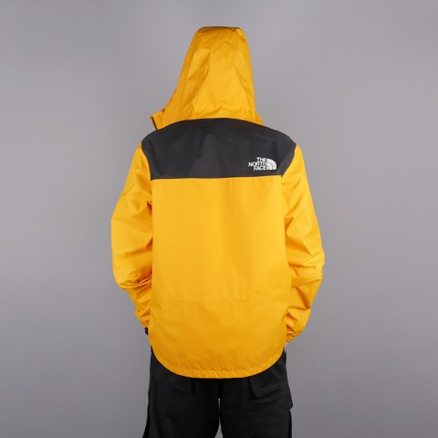 мужскую жёлтую  куртку the north face 1990 mountain quest jacket T92S51H6G - цена, описание, фото 2