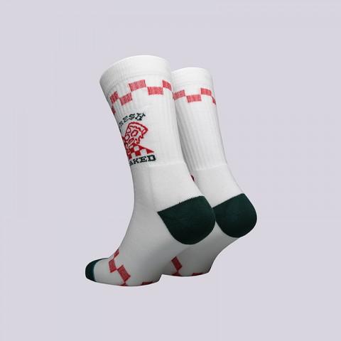 мужские белые  носки stance fresh baked M556C18FRB-white - цена, описание, фото 2