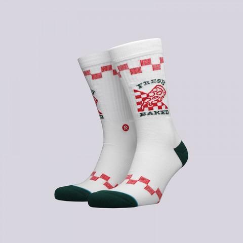 мужские белые  носки stance fresh baked M556C18FRB-white - цена, описание, фото 1