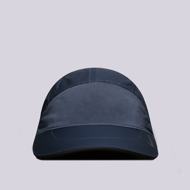 синюю  кепка nike tailwind tech running adjustable cap AV7690-427 - цена, описание, фото 1