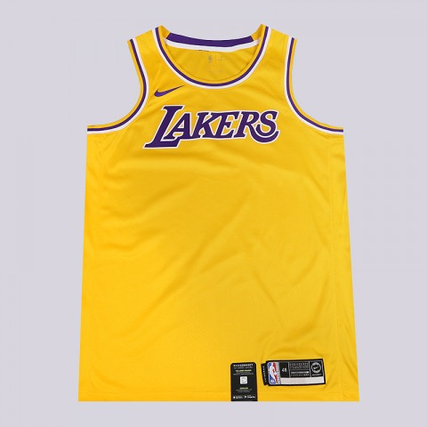 Майка Nike Los Angeles Lakers Icon Edition Swingman
