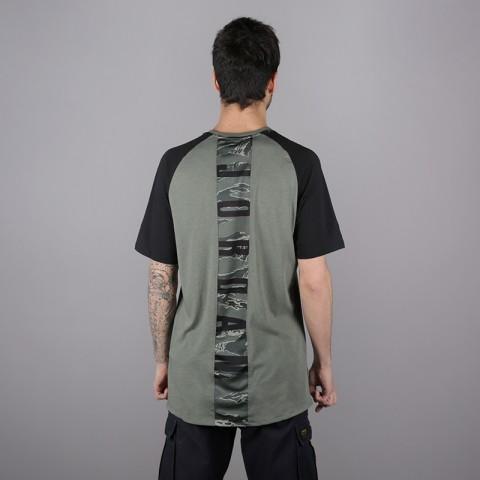 мужскую зелёную  футболка jordan 23 alpha AO8861-351 - цена, описание, фото 4
