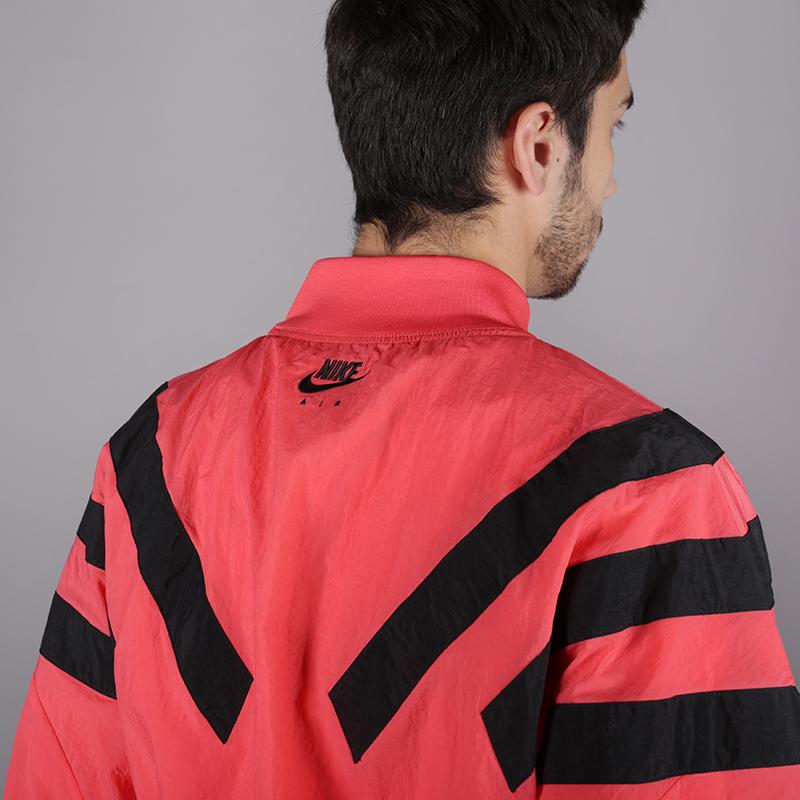 мужскую розовую  куртку jordan aj6 nylon jacket BV5405-850 - цена, описание, фото 6