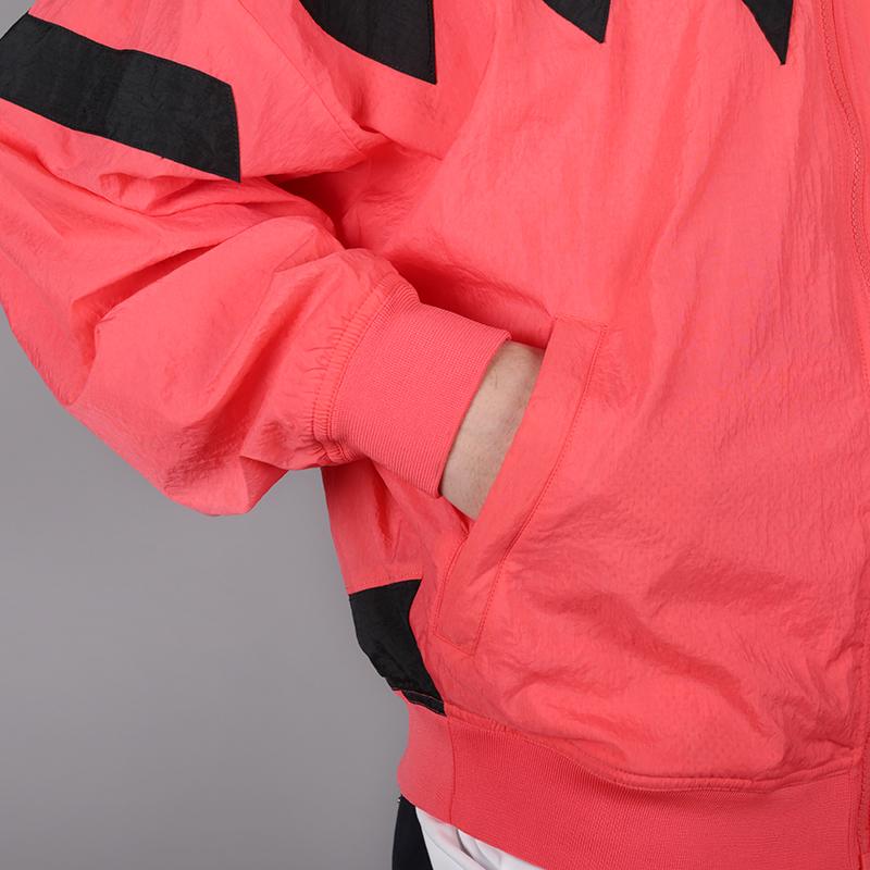 мужскую розовую  куртку jordan aj6 nylon jacket BV5405-850 - цена, описание, фото 4