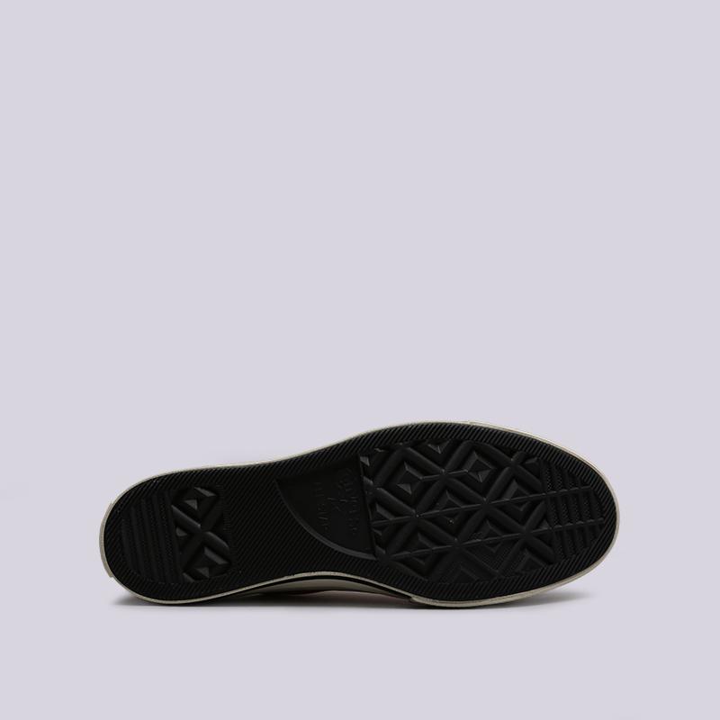 мужские оранжевые  кроссовки converse chuck 70 ox 163228 - цена, описание, фото 2