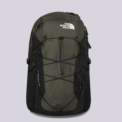 зеленый, черный  рюкзак the north face borealis 28l T93KV3BQW - цена, описание, фото 1