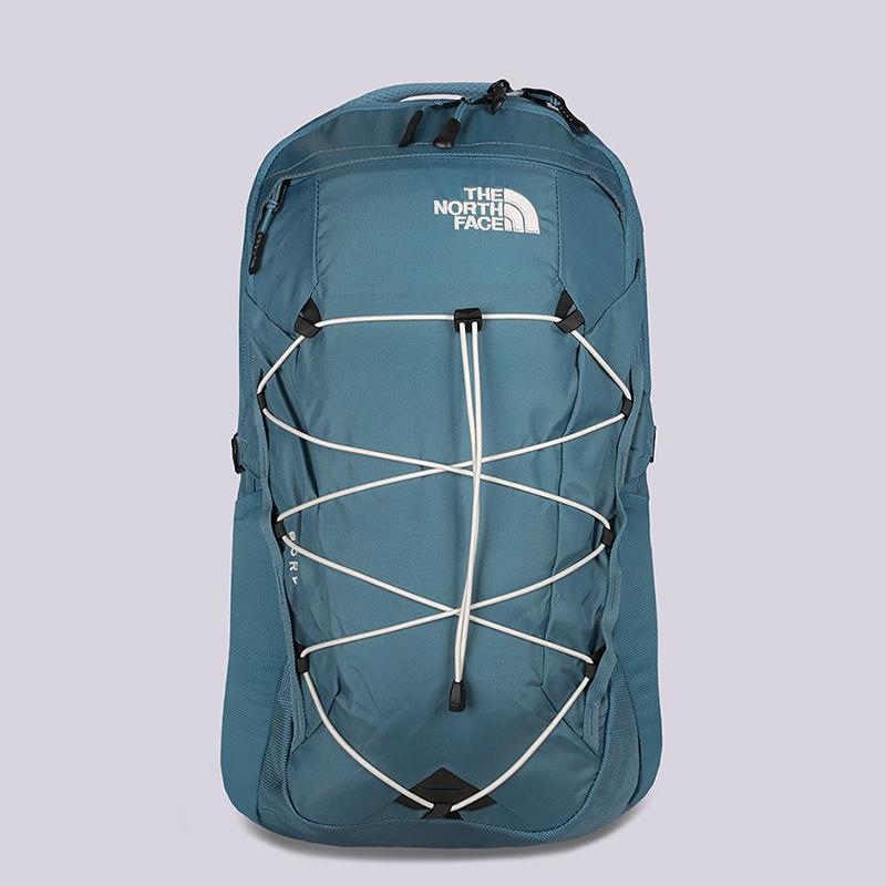 голубой  рюкзак the north face borealis 28l T93KV3B06 - цена, описание, фото 1