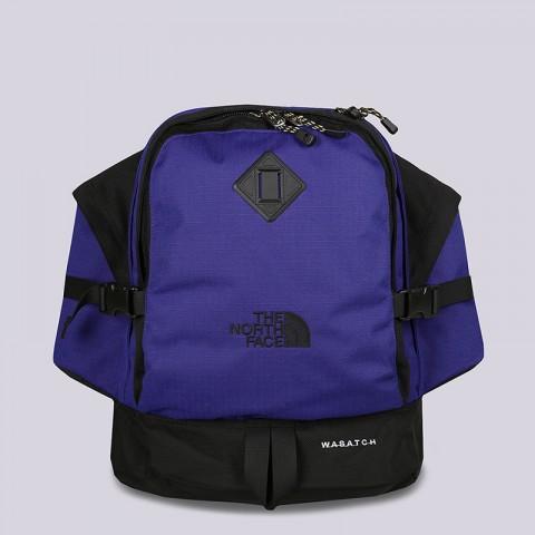 синий, черный  рюкзак the north face wasatch reissue 35l T93KUQ6SK - цена, описание, фото 1