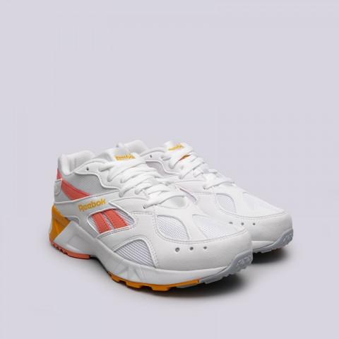белые  кроссовки reebok aztrek DV4276 - цена, описание, фото 3